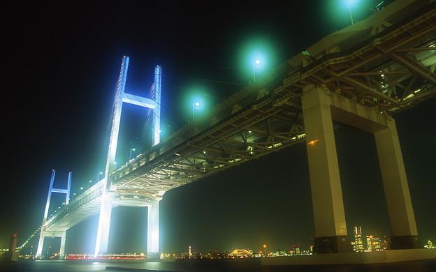98-3 横浜ベイブリッジ