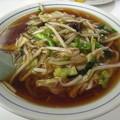 Photos: サンマ~麺・半チャハ~ン750円