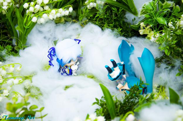 雪ミク2015-祭壇クエスト4