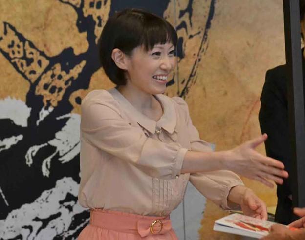 活弁士・山崎バニラさん@『帽子箱を持った少女』