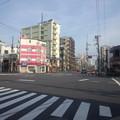 Photos: 泪橋交差点