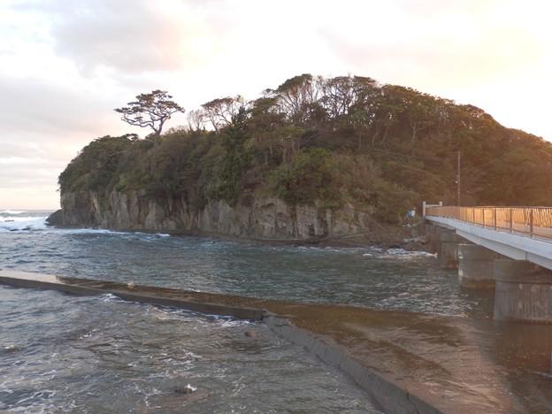 恵比寿島(静岡県下田市)