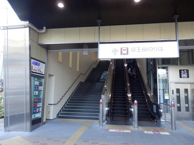 東府中駅(東京都府中市)