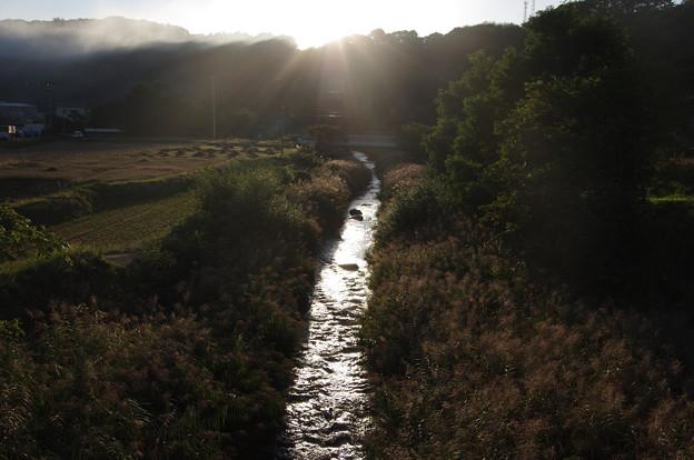 上米内の風景