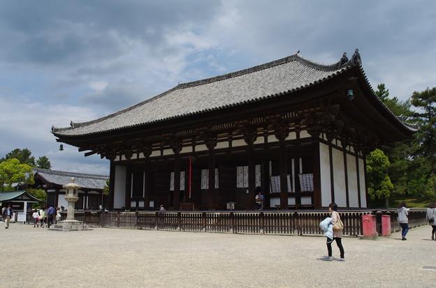 Photos: 興福寺東金堂