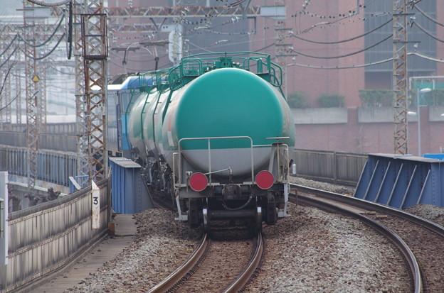 Photos: EH200+タキ1000形