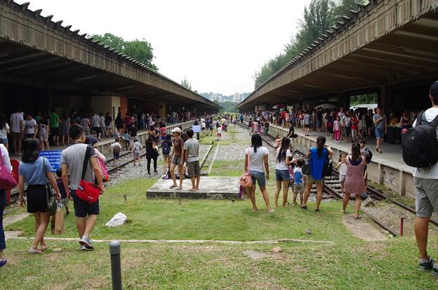 Former Tanjong Pagar Station