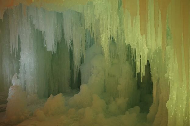 層雲峡温泉 氷瀑まつり層雲峡温泉 氷瀑まつり