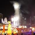 写真: River Hongbao Fireworks