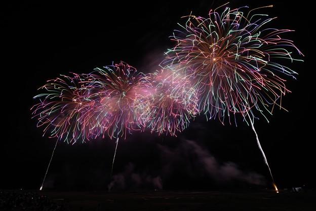 ぎおん柏崎まつり 海の花火大会  Gion Kashiwazaki Festival Fireworks