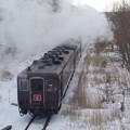C11+14系+43系 SL冬の湿原号