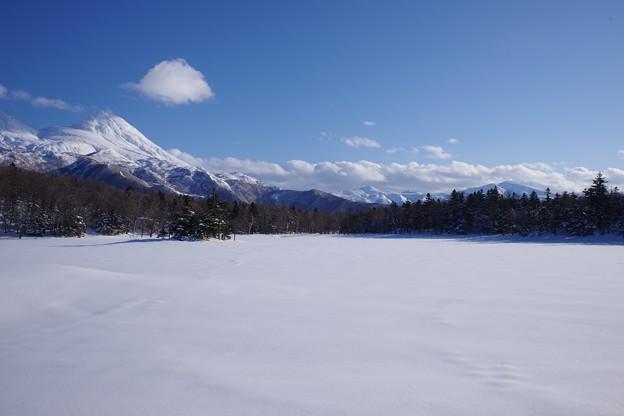 知床五湖・二湖