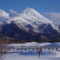 写真: 羅臼岳