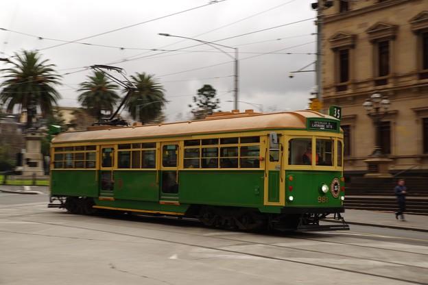 Melbourne Metropolitan Tram