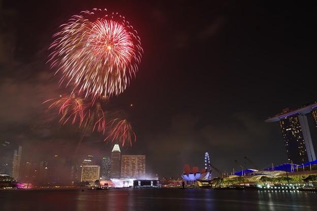 NDP NE Show Fireworks