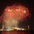 写真: F1 Singapore Grand Prix 2018 Fireworks