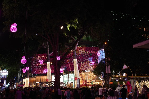 Orchard Road Light-up 2018