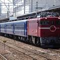 Photos: ED75+12系急行津軽