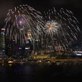 Photos: NDP Rehearsal Fireworks
