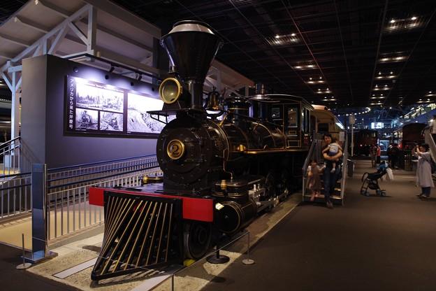 鉄道博物館 弁慶号