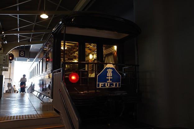 鉄道博物館 マイテ39形