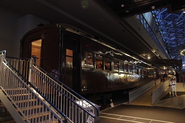 鉄道博物館 オハ31形