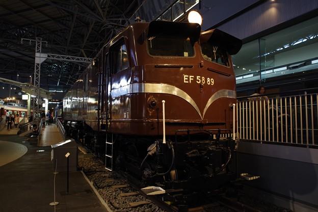 鉄道博物館 EF58