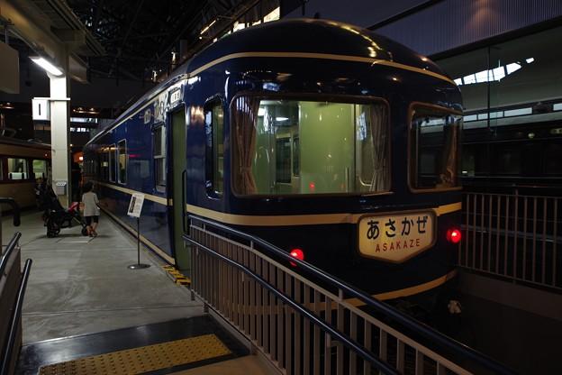 鉄道博物館 ナハネフ22
