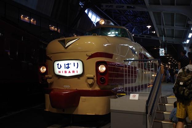 鉄道博物館 クハ481