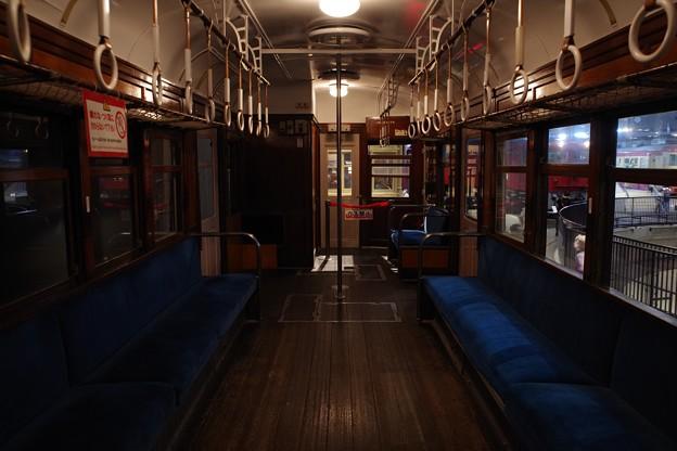 鉄道博物館 クモハ40