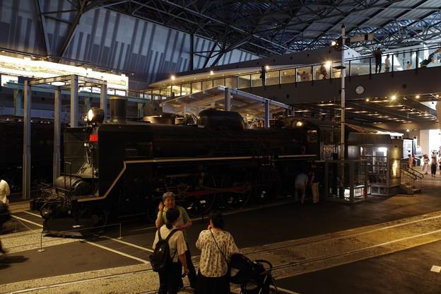 鉄道博物館 C57