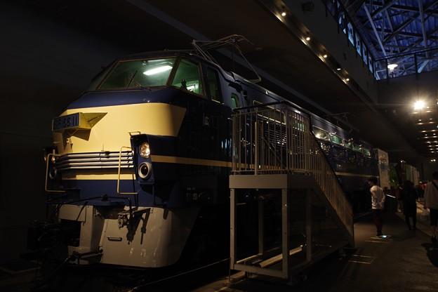 鉄道博物館 EF66