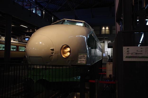 鉄道博物館 200系