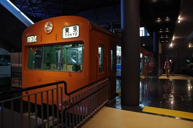 鉄道博物館 クモハ101