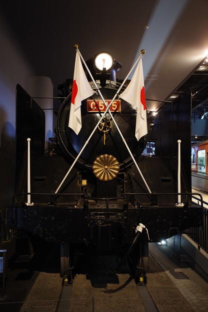 鉄道博物館 C59