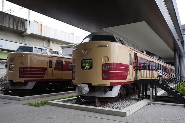 鉄道博物館 クハ183