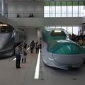 Photos: 鉄道博物館 400系&E5系