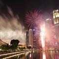 Photos: National Day Parade Preview Fireworks