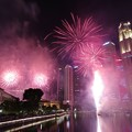 National Day Parade Preview Fireworks