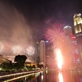 Photos: National Day Parade Preview Fireworks