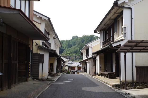 Photos: 内子の街並み Street at Uchiko Town