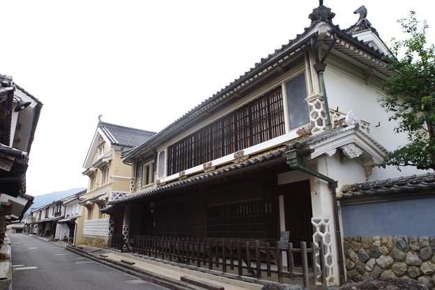 内子の街並み Street at Uchiko Town