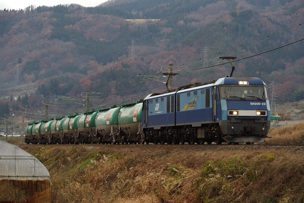 Photos: EH200+タキ1000