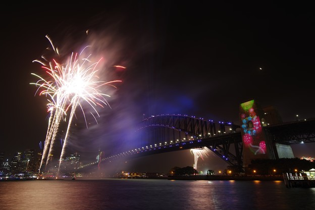 Sydney New Year Eve Family Fireworks