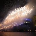 Photos: Sydney New Year Eve Fireworks