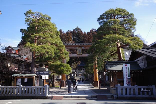 櫻山八幡宮