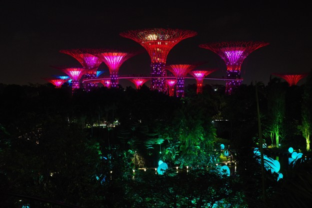 Futuer Together @ Gardens by the Bay