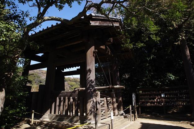 円覚寺鐘楼