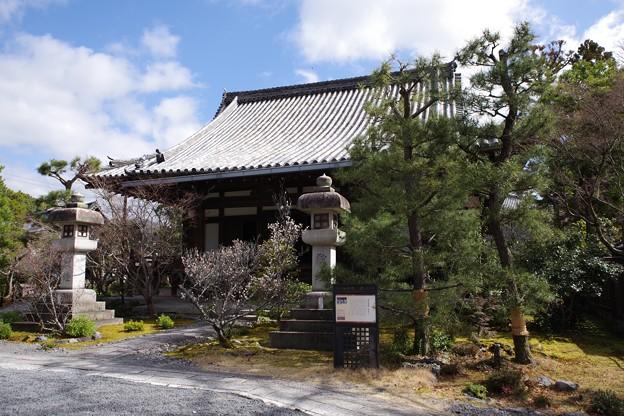 清涼寺阿弥陀堂
