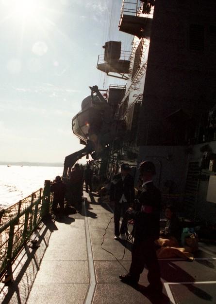 08521中央部甲板左舷N